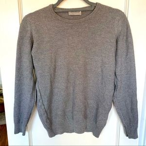 John Smedley Grey Sweater